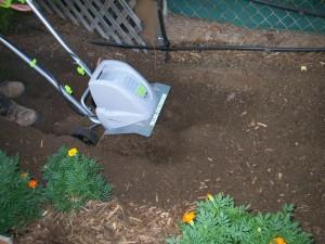 Earthworks Tiller/Cultivator